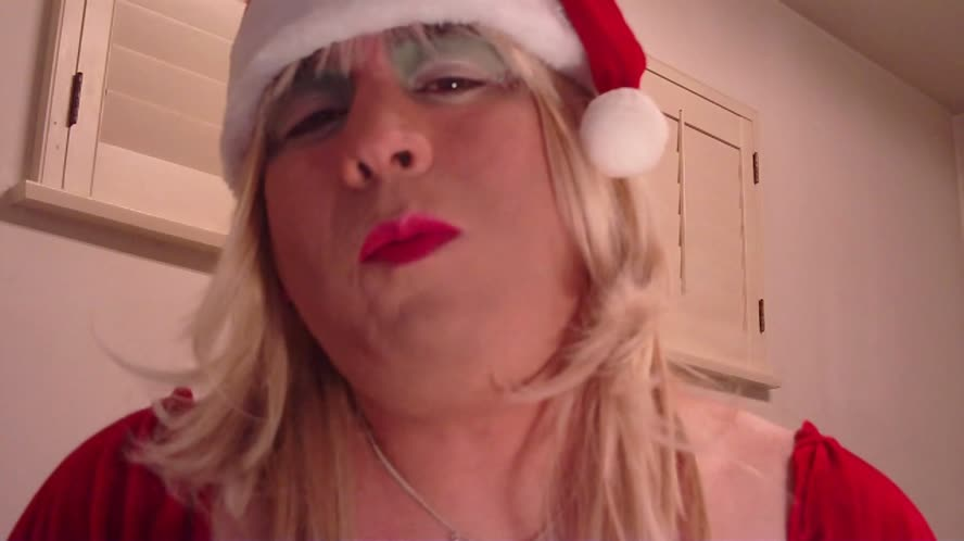 Merry Transvestite Christmas from Kimmie