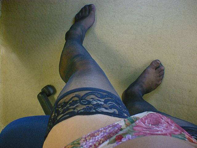 Stockings and Panties