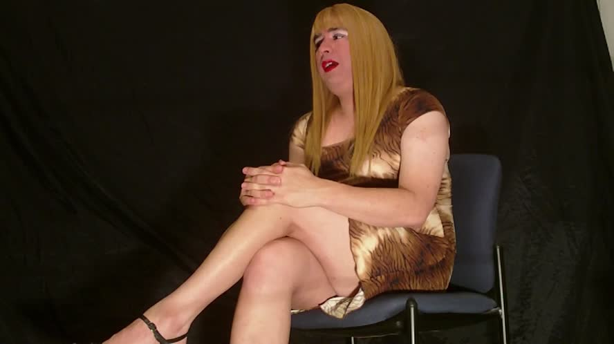 Crossdressing Kimmie in 2012 with updates