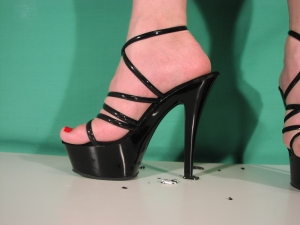 Heels for my foot lovers